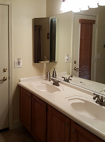 Before-Guest Bath Remodel