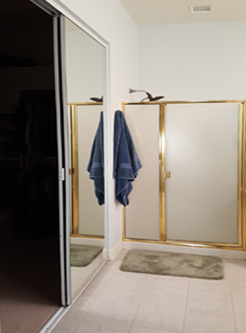 Before-Pocket Door