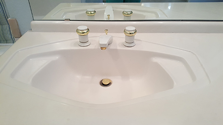 Before-Master Sink