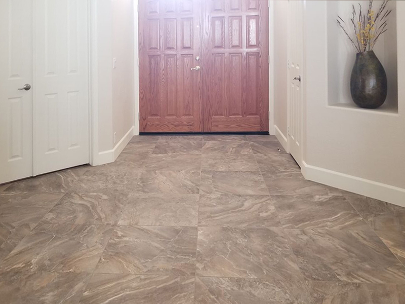 After-Flooring Front Entry