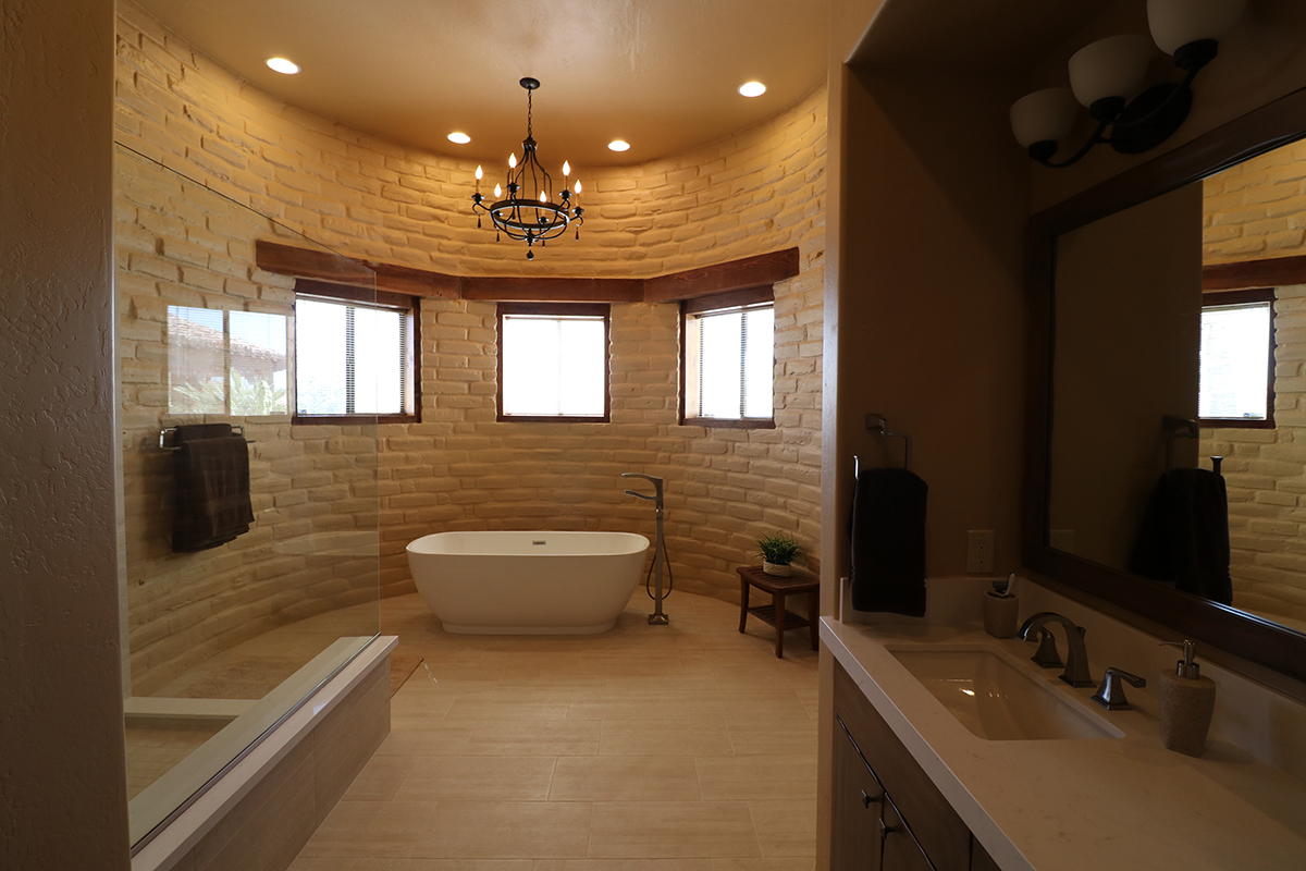After-Bathtub Remodel