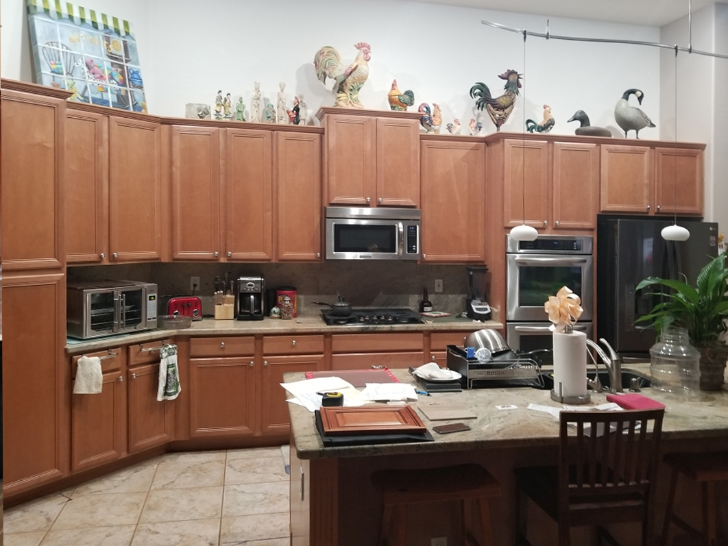 Before-Kitchen Remodel