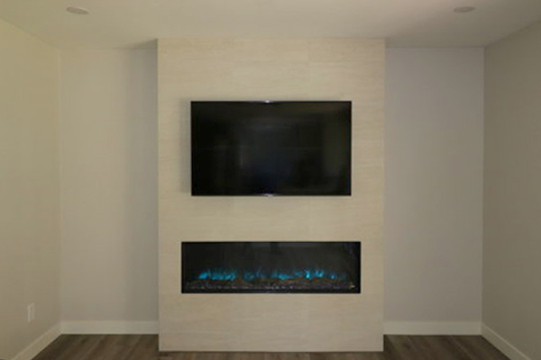 After-Entertainment Wall